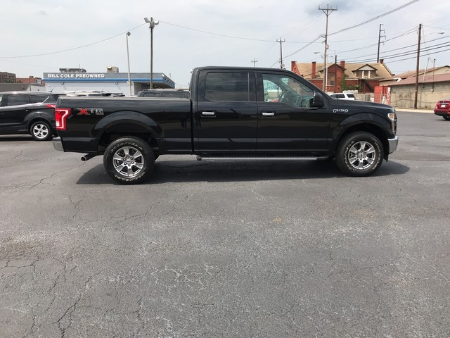 2017 F-150 SuperCrew Cab 4x4,  Pickup #BU0435 - photo 8