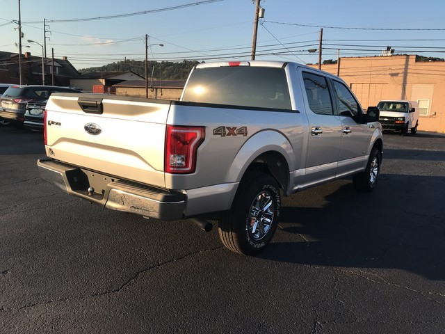 2016 F-150 SuperCrew Cab 4x4,  Pickup #BU0463 - photo 2