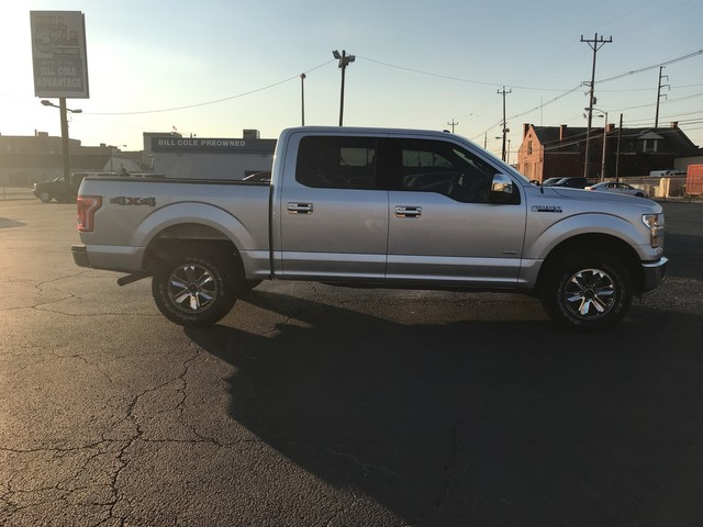 2016 F-150 SuperCrew Cab 4x4,  Pickup #BU0463 - photo 8