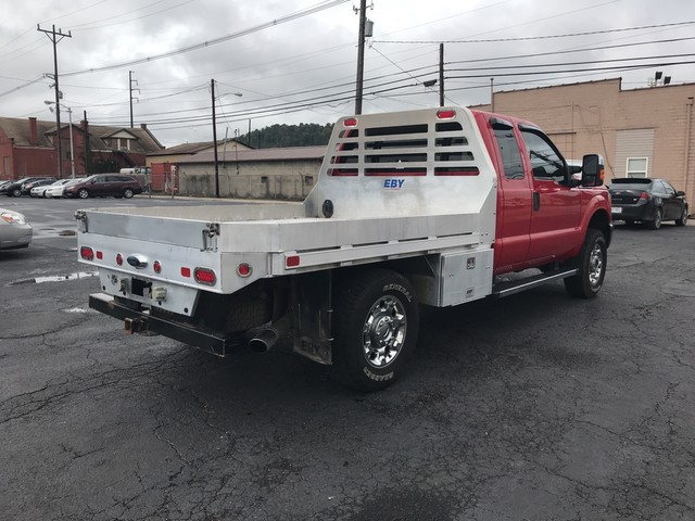 2015 F-350 Super Cab 4x4,  Platform Body #BU0466B - photo 2