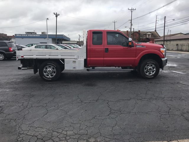 2015 F-350 Super Cab 4x4,  Platform Body #BU0466B - photo 8