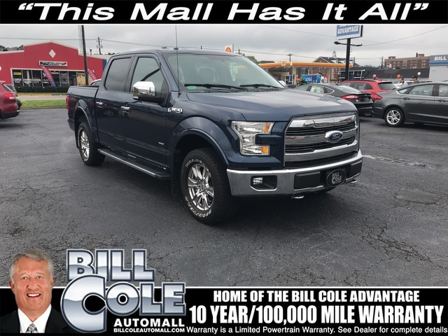2015 F-150 SuperCrew Cab 4x4,  Pickup #BU0468 - photo 1