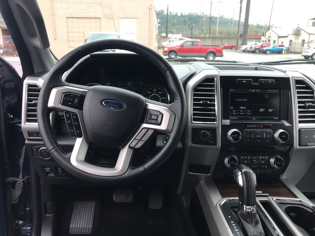 2015 F-150 SuperCrew Cab 4x4,  Pickup #BU0468 - photo 13