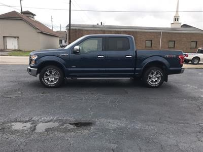2015 F-150 SuperCrew Cab 4x4,  Pickup #BU0468 - photo 5