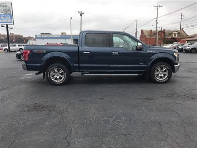 2015 F-150 SuperCrew Cab 4x4,  Pickup #BU0468 - photo 8