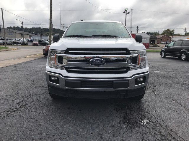 2018 F-150 SuperCrew Cab 4x4,  Pickup #BU0476 - photo 3