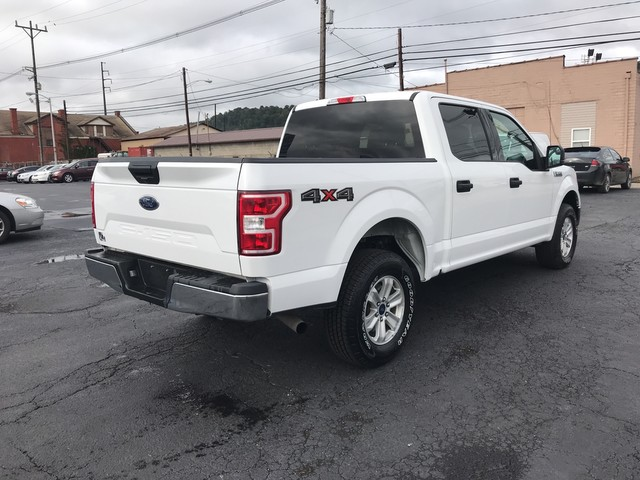 2018 F-150 SuperCrew Cab 4x4,  Pickup #BU0476 - photo 2
