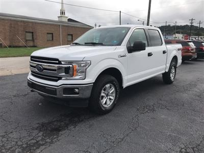 2018 F-150 SuperCrew Cab 4x4,  Pickup #BU0476 - photo 4
