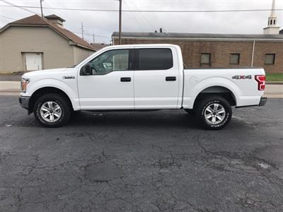 2018 F-150 SuperCrew Cab 4x4,  Pickup #BU0476 - photo 5