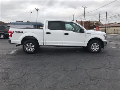 2018 F-150 SuperCrew Cab 4x4,  Pickup #BU0476 - photo 8