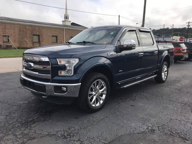 2016 F-150 SuperCrew Cab 4x4,  Pickup #BU0491 - photo 4
