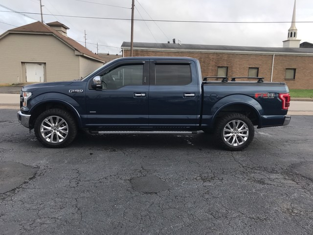 2016 F-150 SuperCrew Cab 4x4,  Pickup #BU0491 - photo 5