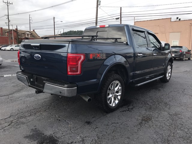 2016 F-150 SuperCrew Cab 4x4,  Pickup #BU0491 - photo 2