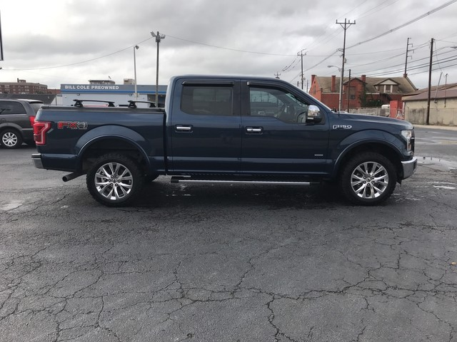 2016 F-150 SuperCrew Cab 4x4,  Pickup #BU0491 - photo 8