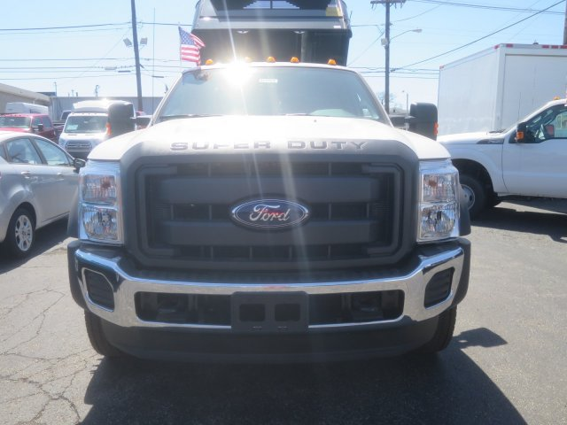 2016 F-550 Super Cab DRW 4x4, Crysteel Dump Body #F34463 - photo 3