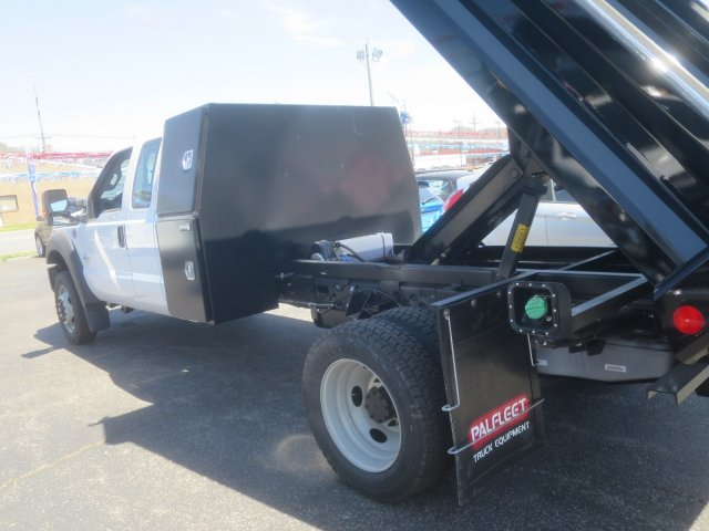 2016 F-550 Super Cab DRW 4x4, Crysteel Dump Body #F34463 - photo 5