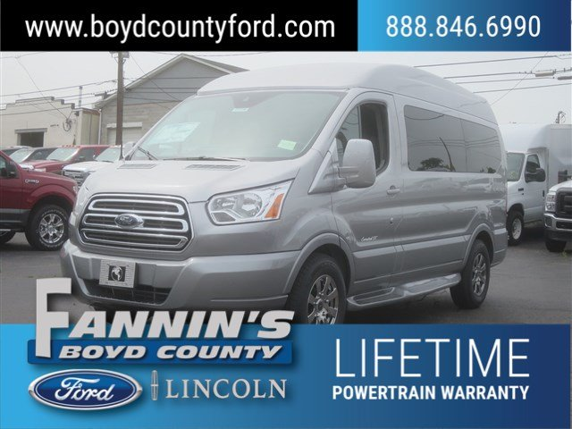 2016 Transit 150 Low Roof, Passenger Wagon #F34596 - photo 25