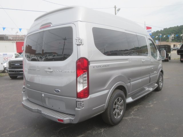2016 Transit 150 Low Roof, Passenger Wagon #F34596 - photo 8