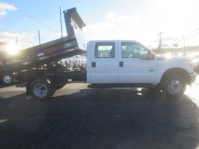 2016 F-350 Crew Cab DRW 4x4, Reading Dump Body #F34813 - photo 5