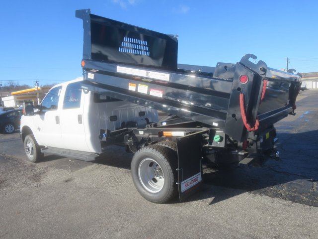 2016 F-350 Crew Cab DRW 4x4, Reading Dump Body #F34813 - photo 2