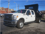 2016 F-350 Crew Cab DRW 4x4, Reading Dump Body #F34813 - photo 1