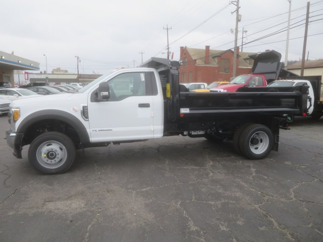 2017 F-550 Regular Cab DRW 4x4, Dump Body #F34995 - photo 3
