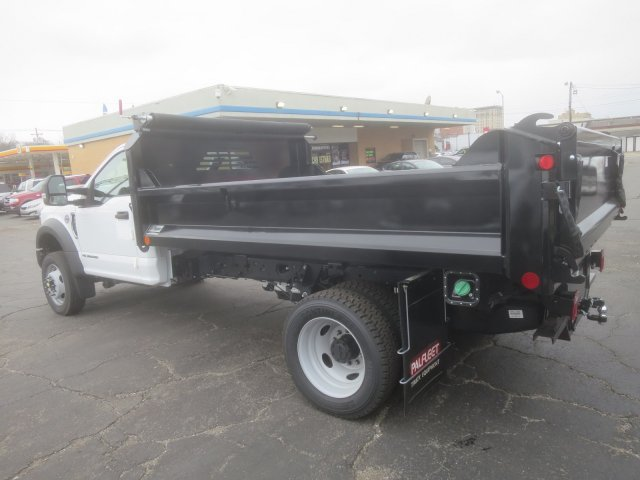 2017 F-550 Regular Cab DRW 4x4, Dump Body #F34995 - photo 2