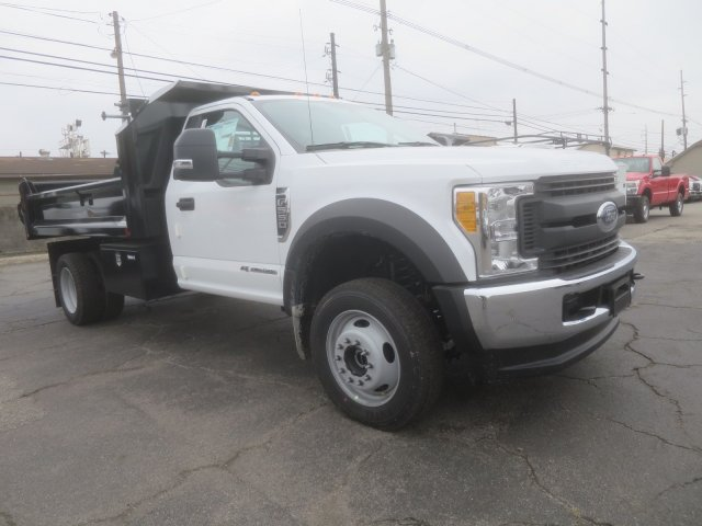 2017 F-550 Regular Cab DRW 4x4, Dump Body #F34995 - photo 5