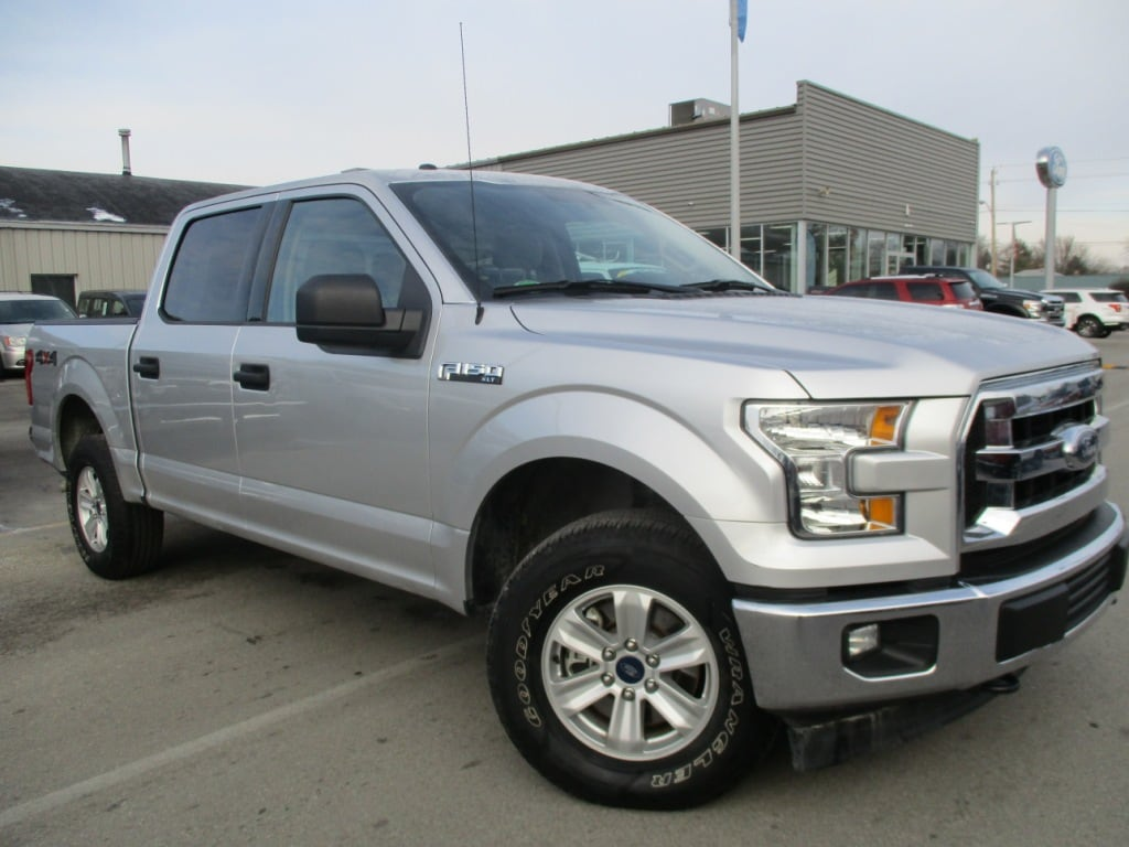 2017 F-150 Crew Cab 4x4, Pickup #FE0325 - photo 27