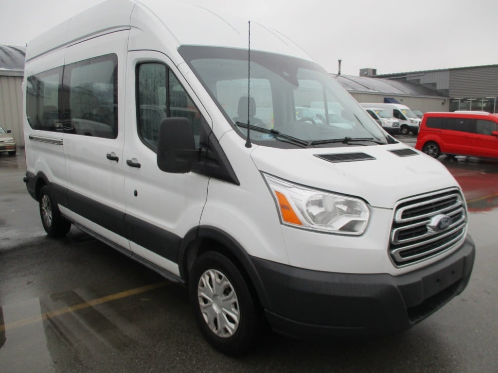 2017 Transit 350 High Roof, Passenger Wagon #FE0330 - photo 3
