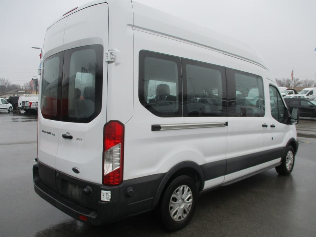2017 Transit 350 High Roof, Passenger Wagon #FE0331 - photo 2