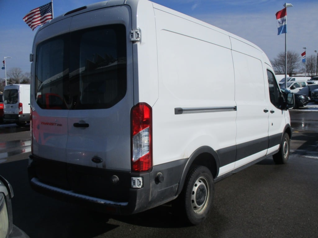 2017 Transit 250 Medium Roof, Cargo Van #FE0333 - photo 2