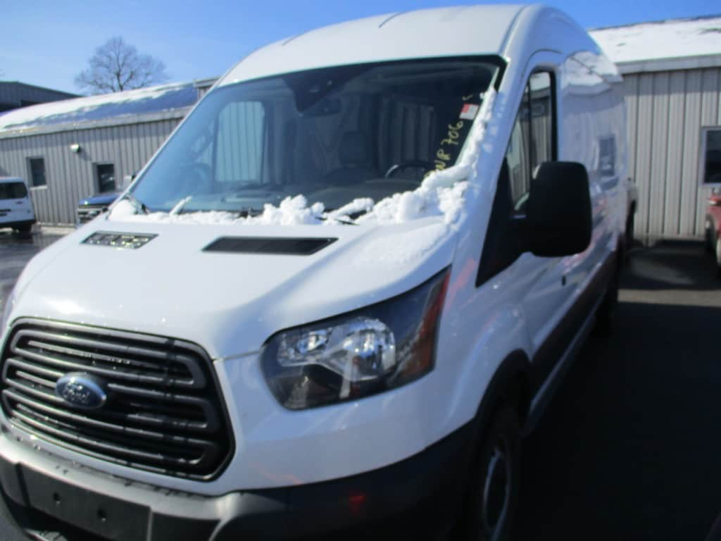 2017 Transit 250 Medium Roof, Cargo Van #FE0333 - photo 8