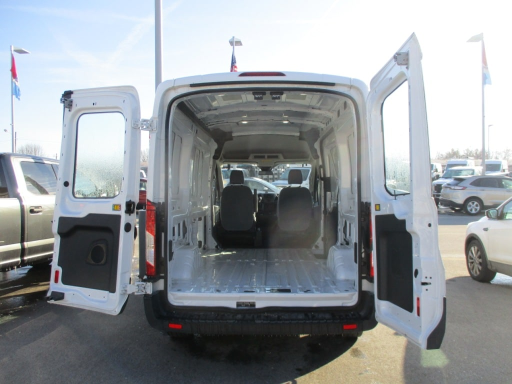 2017 Transit 150 Medium Roof, Cargo Van #FE0339 - photo 7