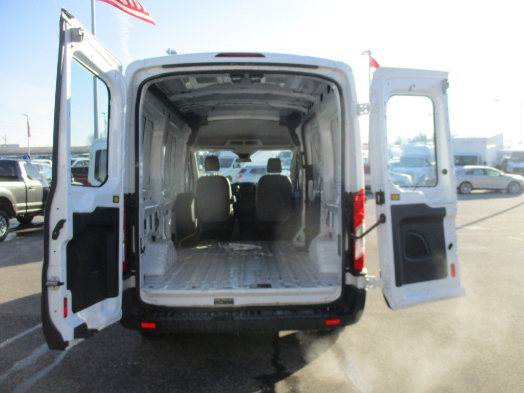 2017 Transit 150 Medium Roof, Cargo Van #FE0340 - photo 6