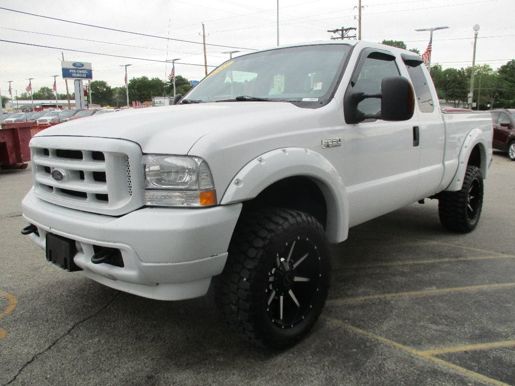 2003 F-250 Super Cab 4x4,  Pickup #FE0359A - photo 7