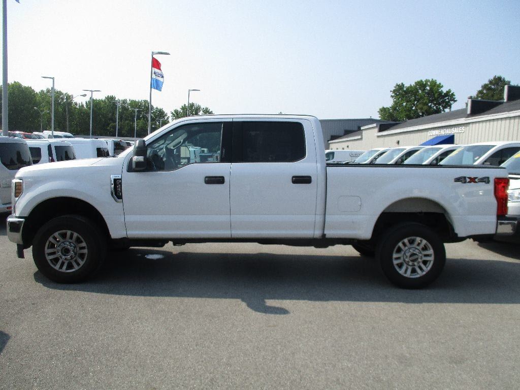 2018 F-250 Crew Cab 4x4,  Pickup #FE0360 - photo 8
