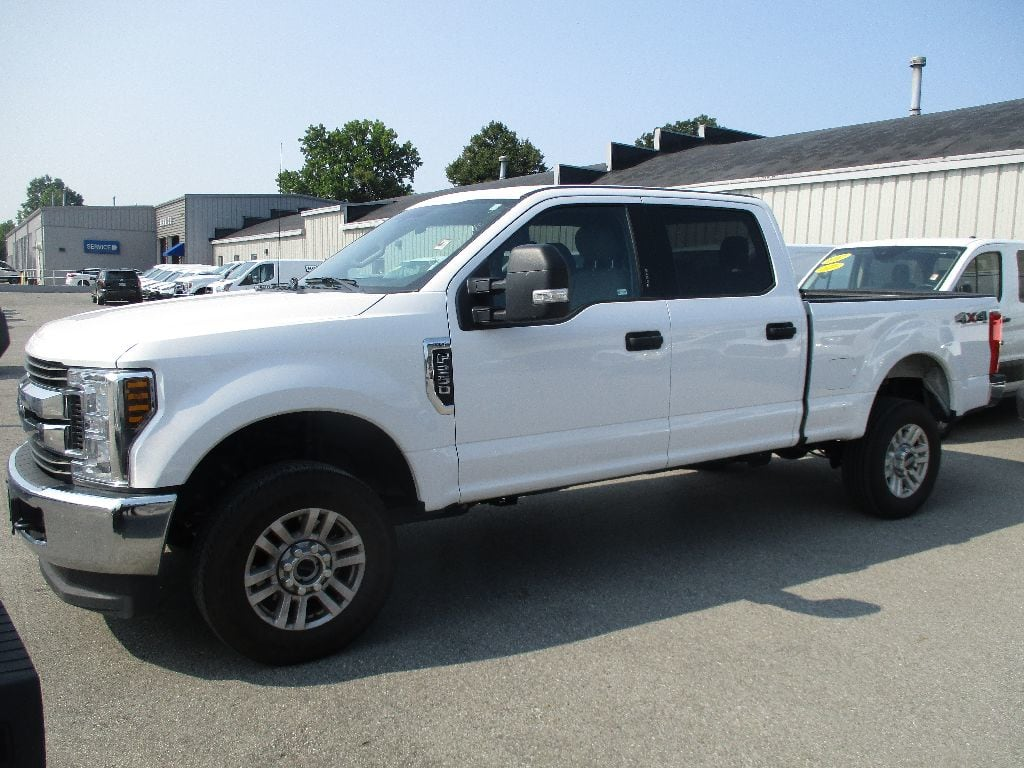 2018 F-250 Crew Cab 4x4,  Pickup #FE0360 - photo 9