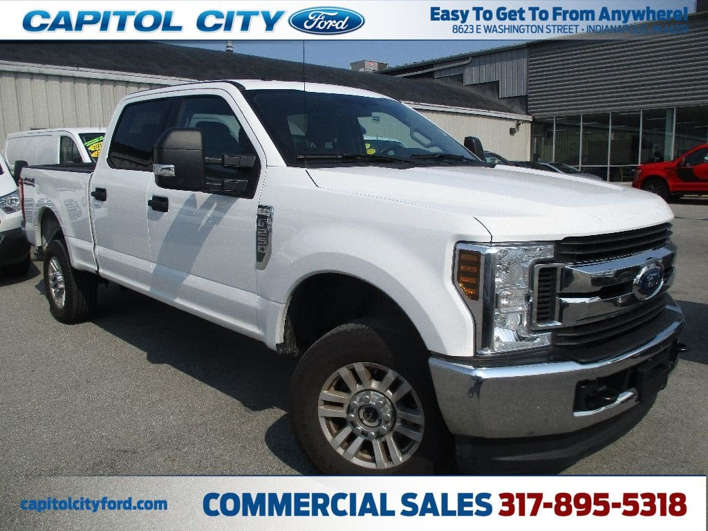 2018 F-250 Crew Cab 4x4,  Pickup #FE0360 - photo 1