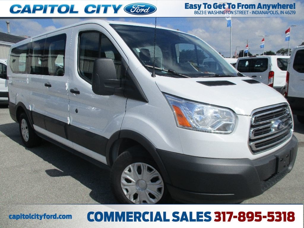 2017 Transit 150 Low Roof 4x2,  Passenger Wagon #FE0364 - photo 1