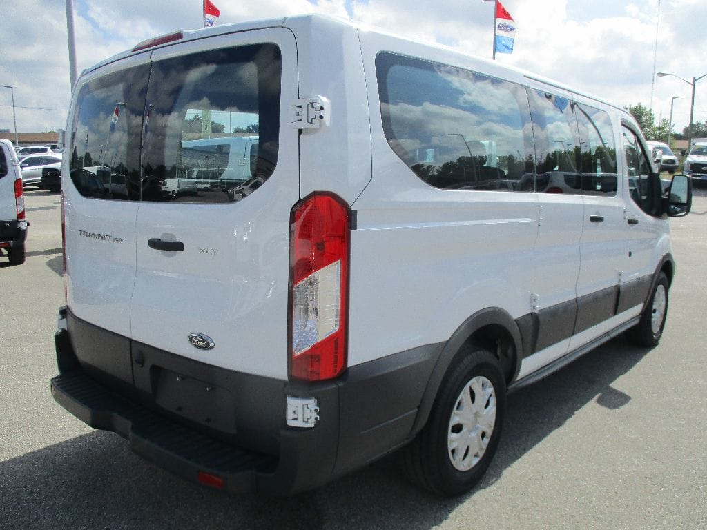 2017 Transit 150 Low Roof 4x2,  Passenger Wagon #FE0364 - photo 2