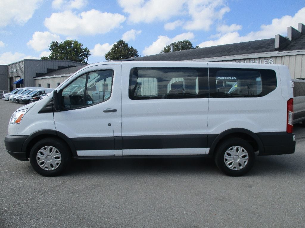 2017 Transit 150 Low Roof 4x2,  Passenger Wagon #FE0364 - photo 7