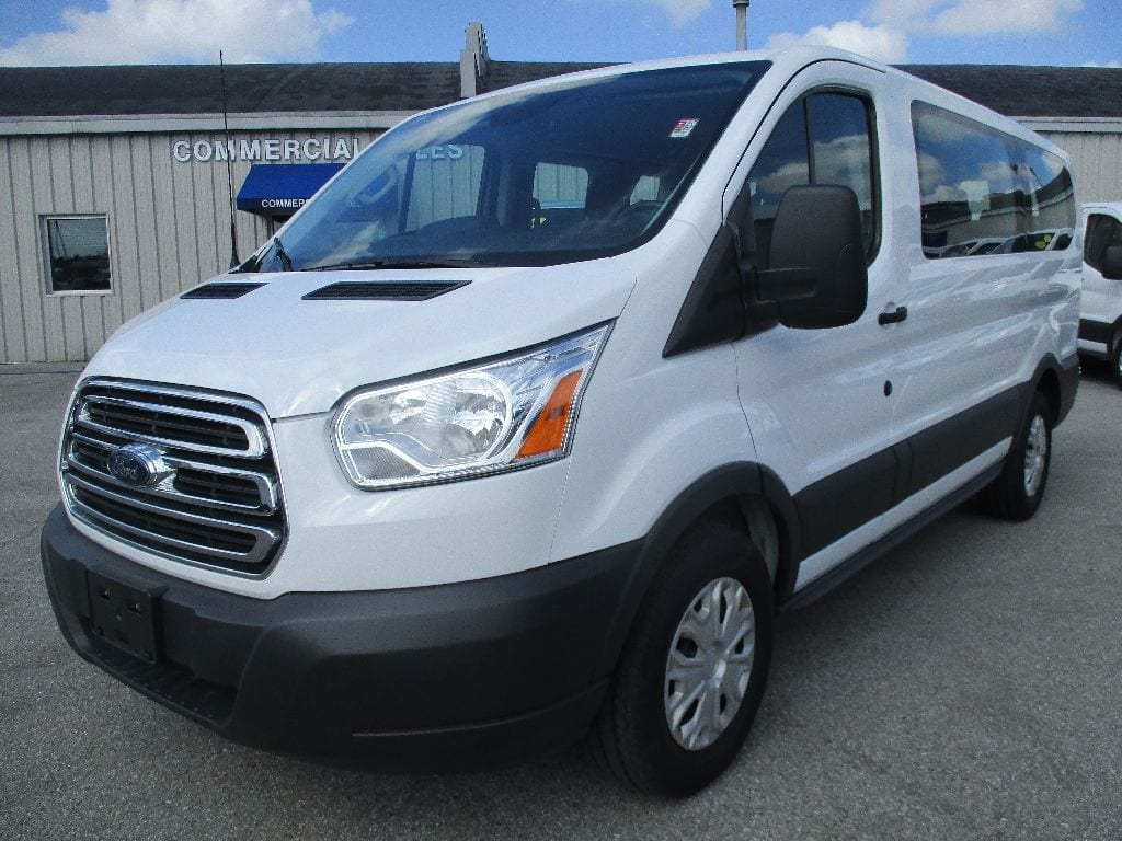 2017 Transit 150 Low Roof 4x2,  Passenger Wagon #FE0364 - photo 8