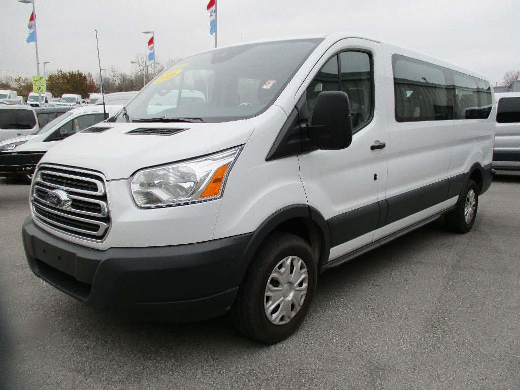 2016 Transit 350 Low Roof 4x2,  Passenger Wagon #FE0368 - photo 8