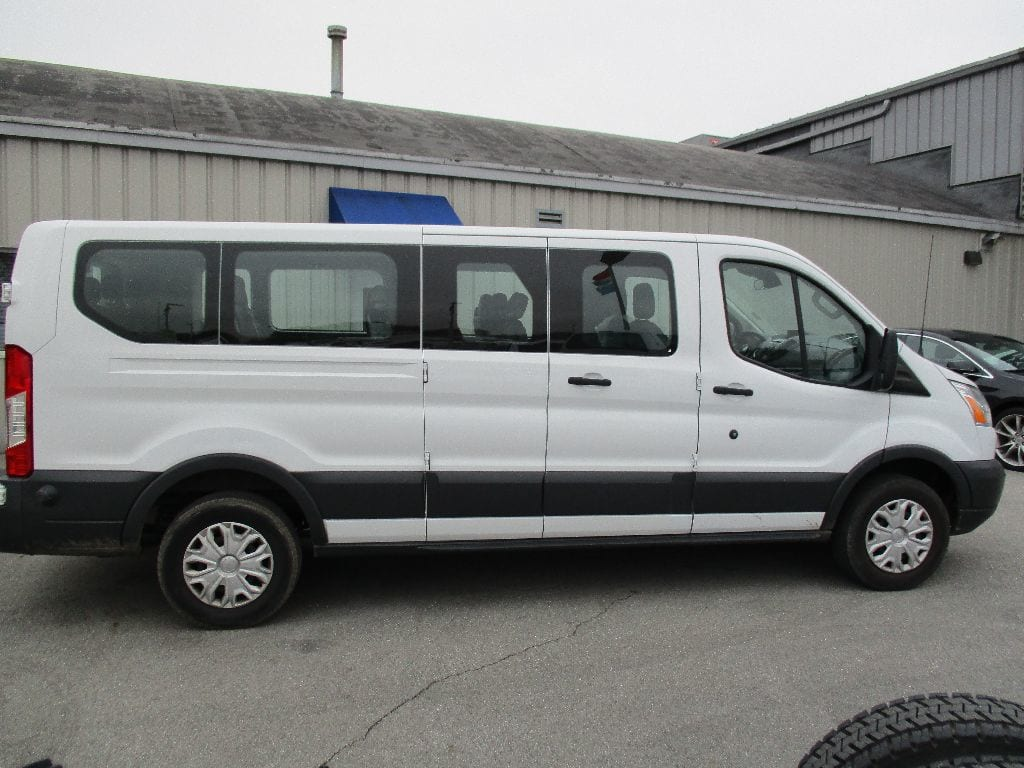 2016 Transit 350 Low Roof 4x2,  Passenger Wagon #FE0368 - photo 3