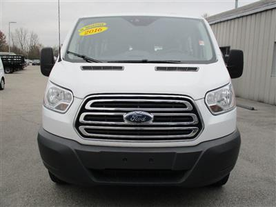 2016 Transit 350 Low Roof 4x2,  Passenger Wagon #FE0368 - photo 9