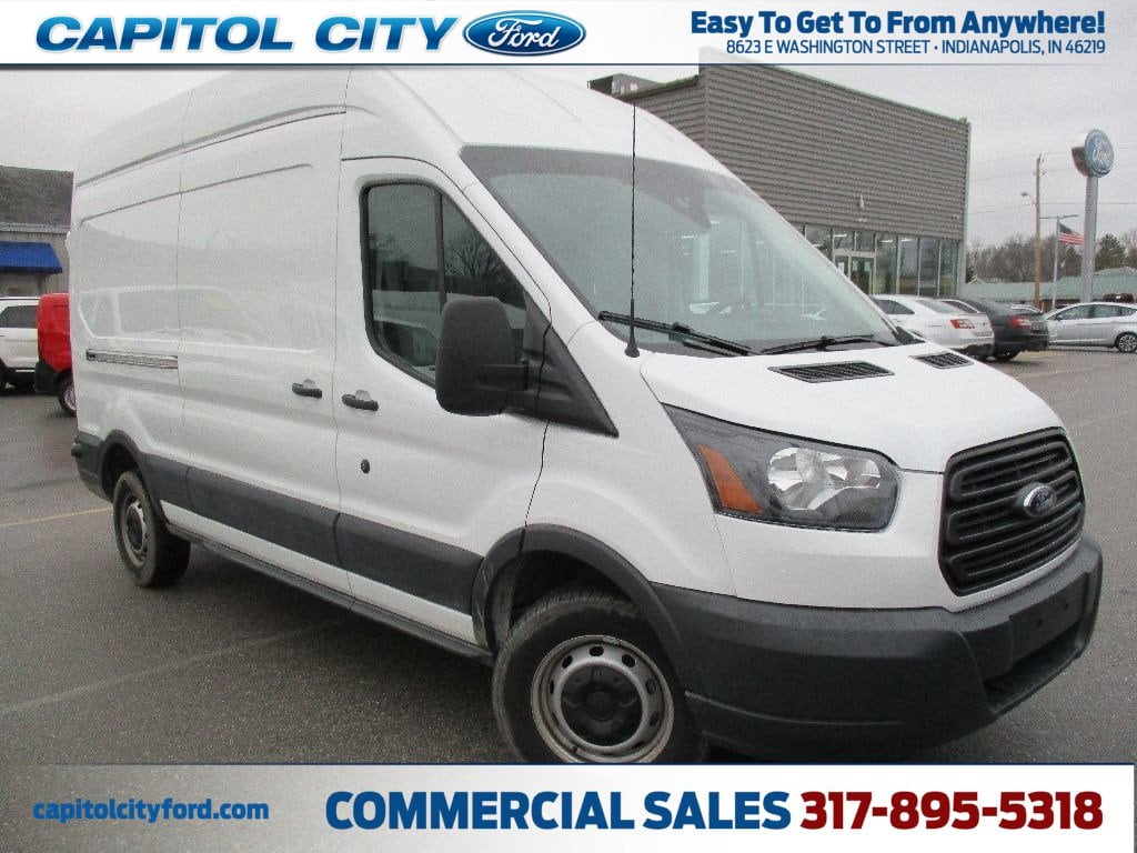 2016 Transit 250 High Roof 4x2,  Empty Cargo Van #FE0371 - photo 1