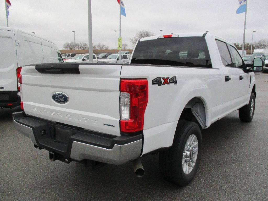 2018 F-250 Crew Cab 4x4,  Pickup #FE0372 - photo 2