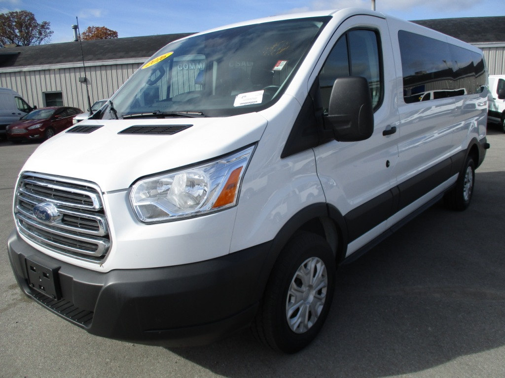 2016 Transit 350 Low Roof, Passenger Wagon #FP3589 - photo 10