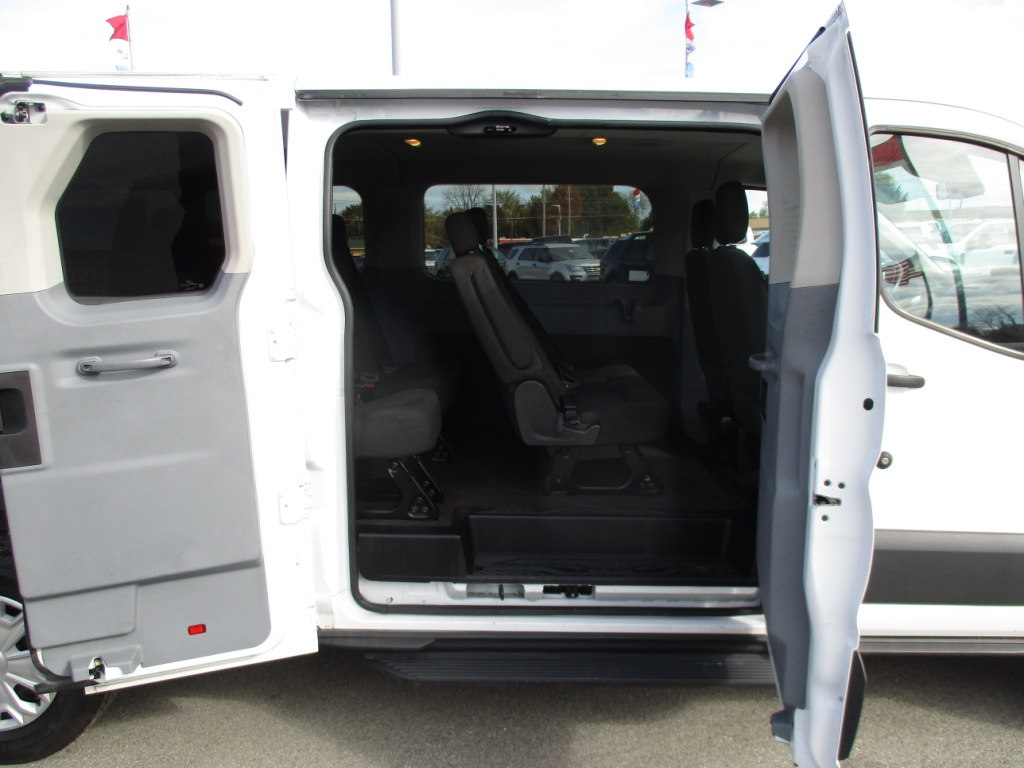 2016 Transit 350 Low Roof, Passenger Wagon #FP3589 - photo 5